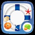 GO SMS PRO MEDITTERANEAN THEME icon