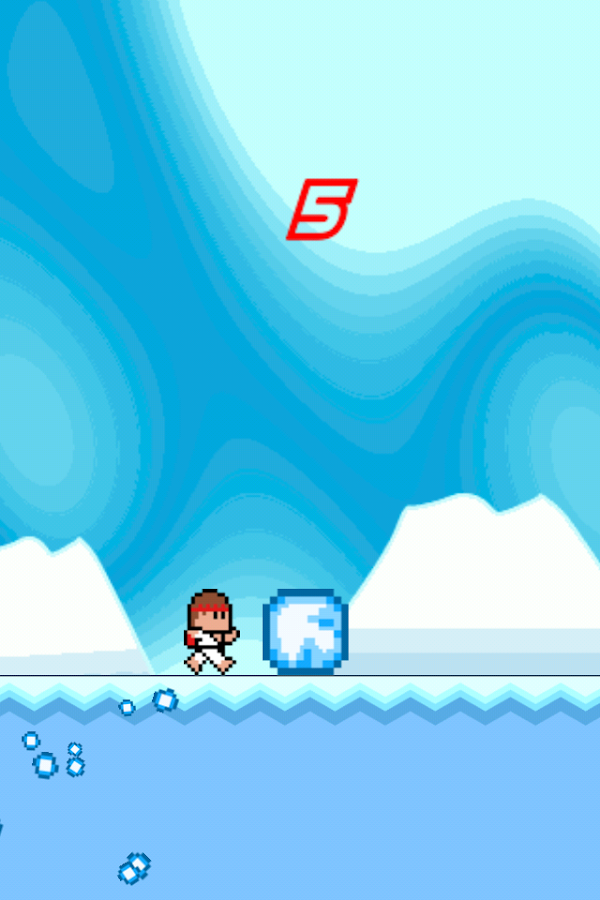 Super Punchu Ice Smasher- screenshot