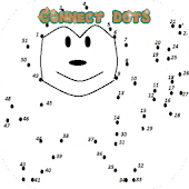 Connect Dots Drawing Coloring