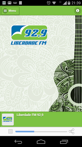 Rádio Liberdade FM 92 9 - MG