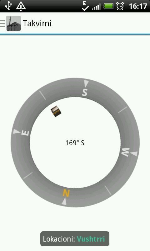 Takvimi - Shqip - screenshot