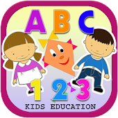 Alphabets & Numbers for Kids