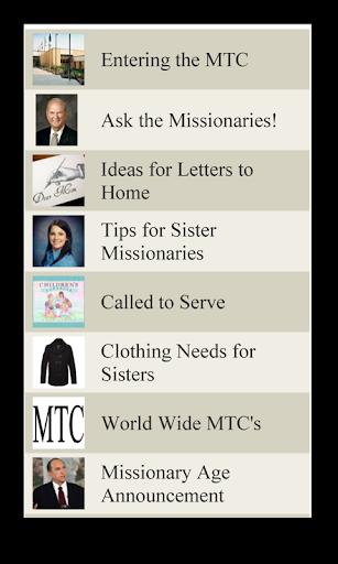 LDS Missionary Prep