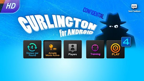 Curlington HD - screenshot thumbnail