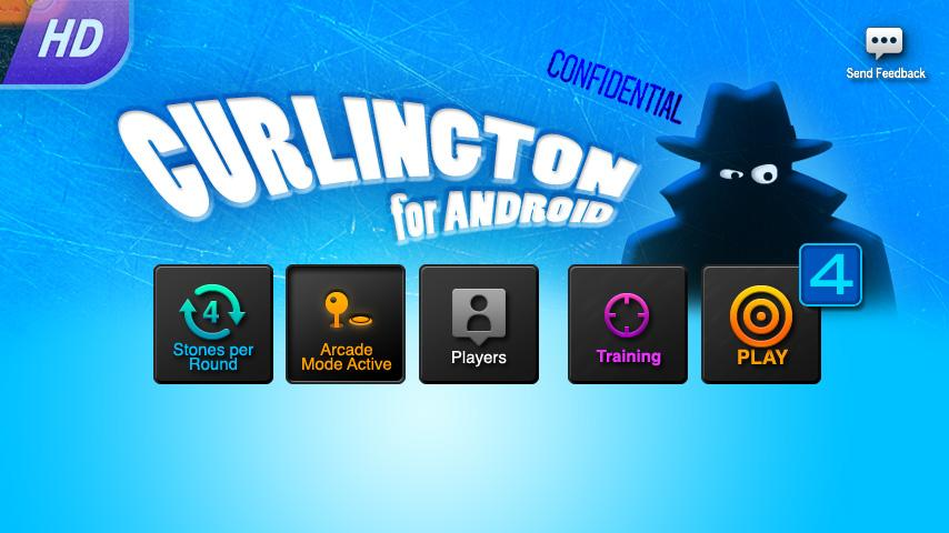Curlington HD - screenshot