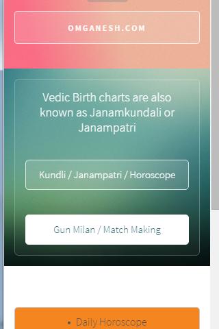 Omganesh-Kundli MatchMaking