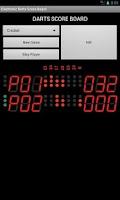 Screenshot of Electronic Darts Counter