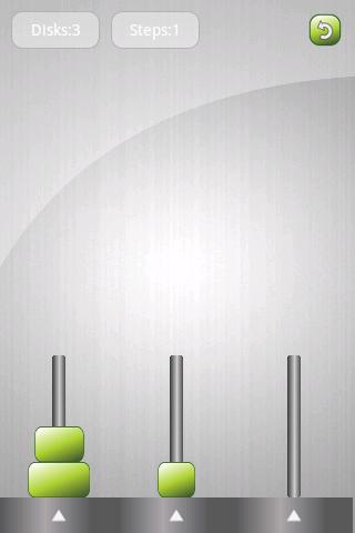 The Towers of Hanoi- screenshot