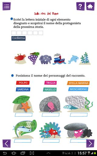 【免費教育App】Stellina e gli amici-APP點子