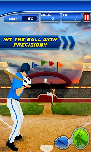 棒球运动水龙头 - 本垒打