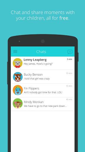 PLAYMessenger - Kids Safe Chat