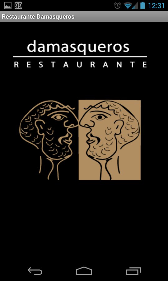 Restaurante Damasqueros- screenshot