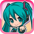 Game 初音ミク ライブステージ プロデューサー apk for kindle fire