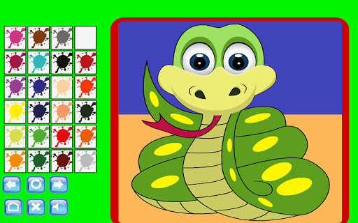 Preschool Color Games | Learning Games For Kids