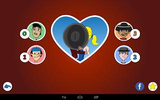 Screenshot of Give Me a Kiss!