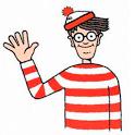 Donde esta Wally icon