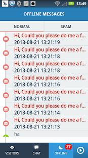 Banckle Chat - screenshot thumbnail