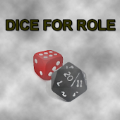 Dice for Role - HTML5