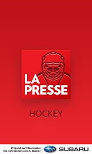 La Presse Hockey - screenshot thumbnail
