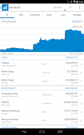 Personal Capital Finance Screenshot 17