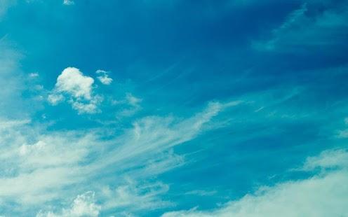 天空的動態壁紙