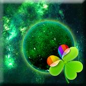 GO Launcher EX Planets Theme