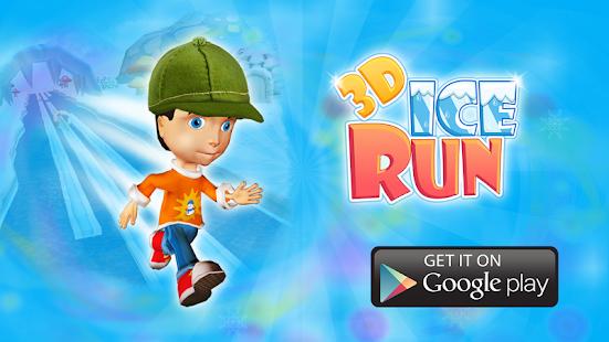 3D Ice Run - screenshot thumbnail