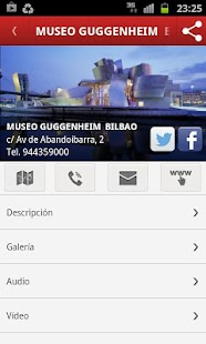 Turismo Bilbao - screenshot thumbnail