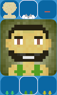 8Bit Avatar Maker- screenshot thumbnail