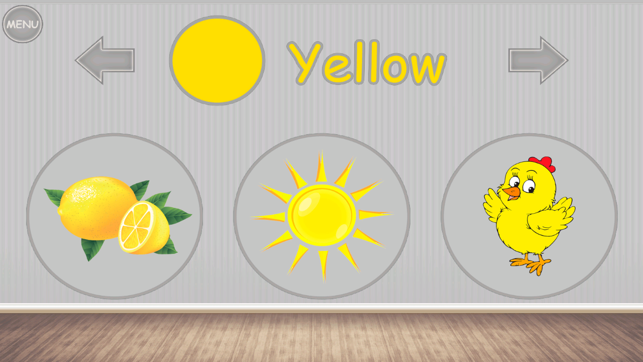 Colors for Kids, Toddlers, Babies - Learning Game 1.2.42 | Seedroid