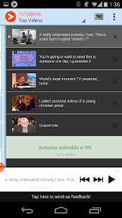 Viddit for Chromecast (Reddit)- screenshot thumbnail