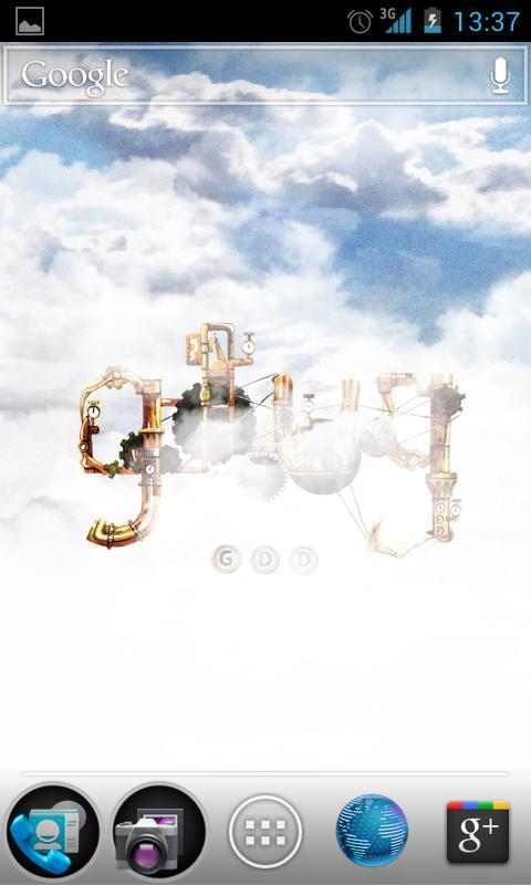 GTUG Steampunk Wallpaper- screenshot
