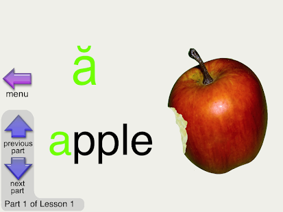 Phonics and Reading I Lite- screenshot thumbnail