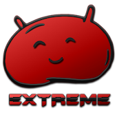 JB Extreme Launcher Theme Red