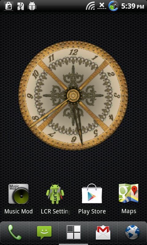 10 Steampunk Clocks- screenshot