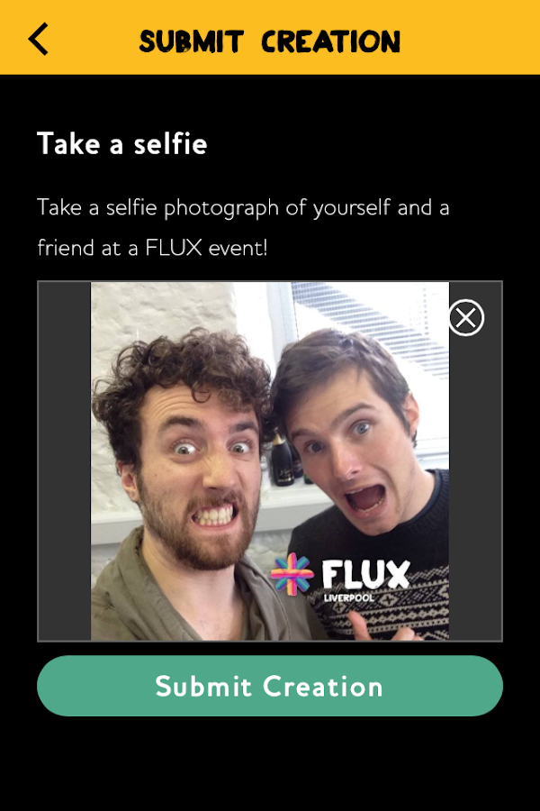 FLUX Liverpool- screenshot