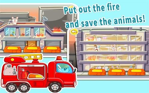 Little Fireman by BabyBus - screenshot thumbnail