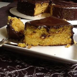 Midnight Secret Cake