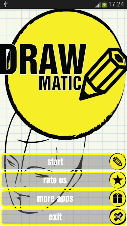 How to Draw People - screenshot