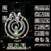 Zodiac ADWTheme Jewelled Aries