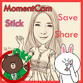 魔漫相机 MomentCam Save && Share