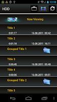 Screenshot of DIGA Player