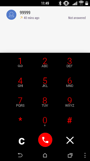 Exdialer LolliPoP Theme Red