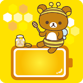 Rilakkuma Battery Widget 10