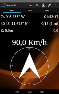 Turbo GPS 3 - screenshot thumbnail