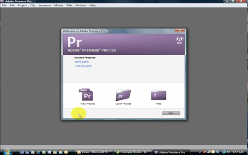 Easy Premiere Pro CS3 Training