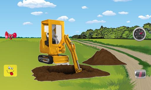 Excavator Simulation Free