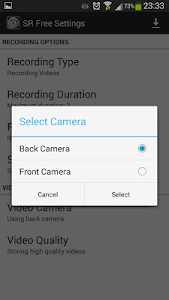 Secret Recorder Free screenshot 5