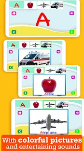 ABC for Kids All Alphabet Free - screenshot thumbnail