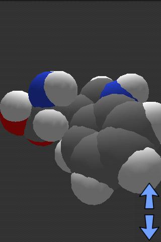 Molecule Viewer 3D- screenshot